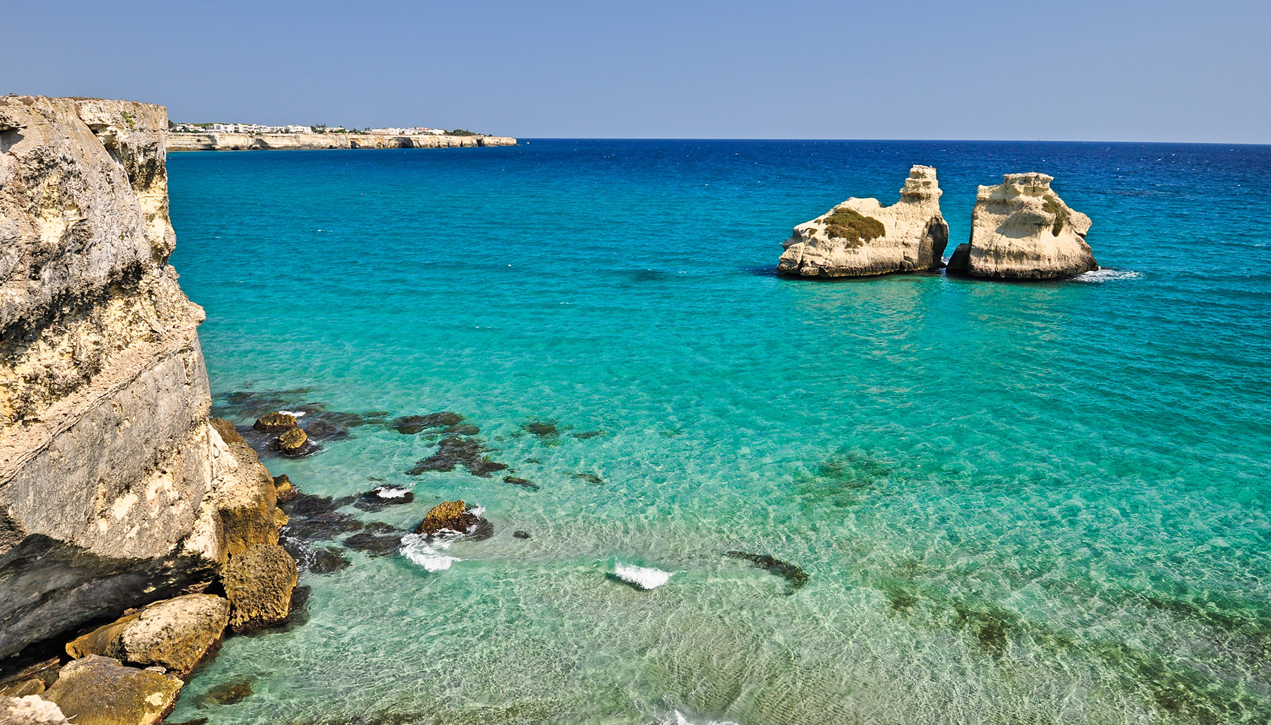 The Apulian coas. From the north to the south: the destinations not to be missed
